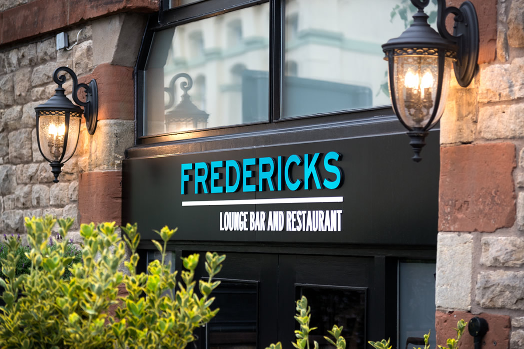 Fredericks Lounge Bar & Restaurant